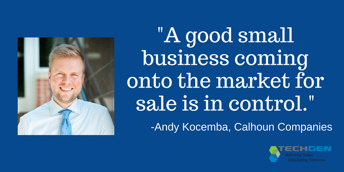 Andy Kocemba quote