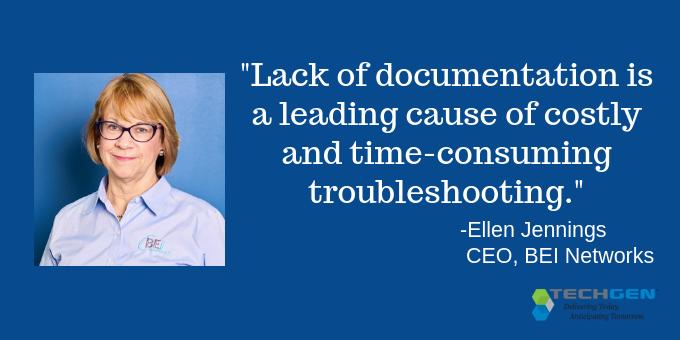 Ellen Jennings, CEO of BEI in Washington D.C.