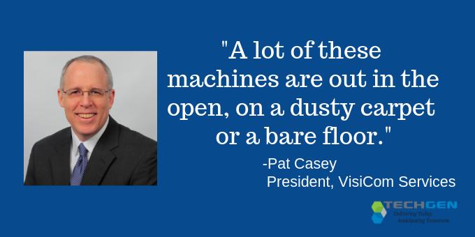 Pat Casey, President, VisiCom Services