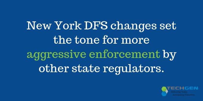 More aggressive enforcement.