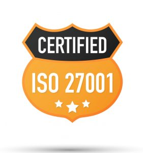 Look for an IT Managed Services Provier's ISO 27001 certification